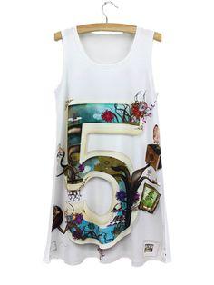 2015 TOP SALE Fashion flamingo 3D print tank dress Summer Women Lady Girl gift Sleeveless Bird pattern Mini Dresses freeshipping