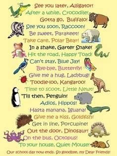 See Ya Later Alligator Classroom Poster - Kinderbetreuung School Days, Back To School, See You Later Alligator, Classroom Posters, Classroom Quotes, Classroom Door, Teacher Quotes, Little Doll, Bye Bye