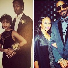 Snoop Dogg and Shante Broadus, 9 COUPLES WHO'VE BEEN TOGETHER FOREVER