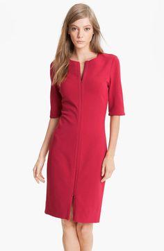 Diane von Furstenberg 'Saturn' Sheath Dress available at #Nordstrom