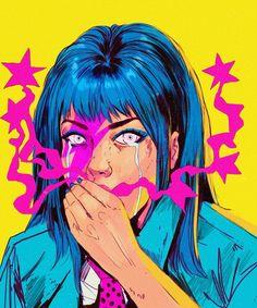Arte Grunge, Grunge Art, Art Haus, Cyberpunk Art, Creepy Art, Arte Pop, Dope Art, Psychedelic Art, Anime
