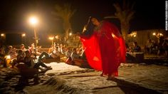 Entertainment includes traditional Khaleeji dances in which women sway their long, black hair, and Yolas, in which men tap rhythms with camel canes. Dubai Activities, Desert Safari Dubai, Fun Deserts, Trip Advisor, Black Hair, Camel, How To Find Out, Tours, Entertaining