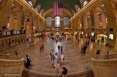 Grand Central Station.  #