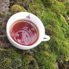Heureusement que le thé s'infuse dans de l'eau ... Il serait noyé aujourd'hui…