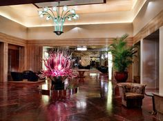 Bauer Hotel Venice - Lobby - the chicest spot in venezia