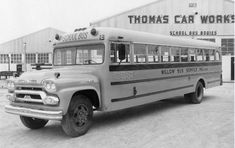 On April 3, 1930, Thomas Built Buses—the High Point company now recognized internationally for building bright yellow school buses—was incorporated. The company was the brainchild of Canadian nativ…