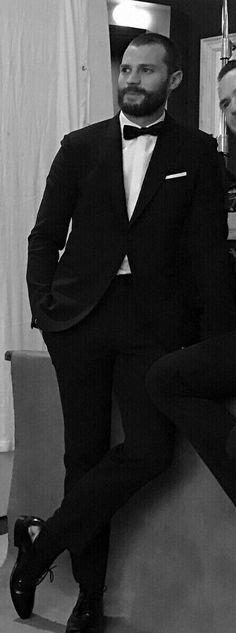 Jamie Dornan baftav2017