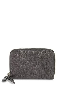 0bd246c4 ALLSAINTS Fetch Leather Card Holder