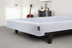 Box Bed: Boxpring Bed, All The Pleasure Of Sleep — Tom Adams Furniture