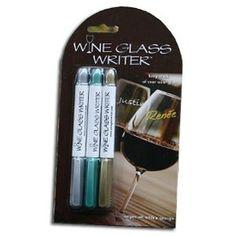Amazon.com: Wine Glass Writer: Kitchen & Dining