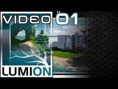 LUMION VD 01 DESCARGA DE LUMION PRO - YouTube