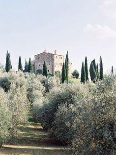 Castello di Vicarello, Cinigiano, Tuscany//