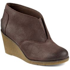 Women's Harlow Brook Laceless Ankle Bootie - Boots | Sperry