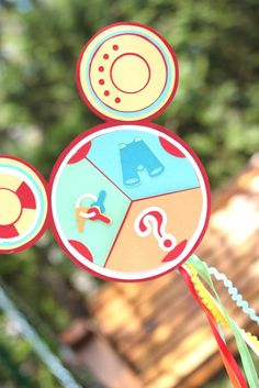 Mickey Mouse Clubhouse 1st Birthday Party Planning Ideas Decorations