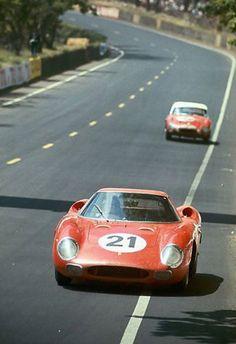 1965 Ferrari 250 LM  Ferrari (3.286 cc.)   Jochen Rindt  Masten Gregory