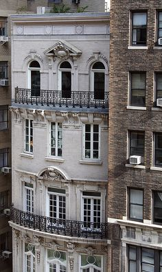 West Side townhouse NYC