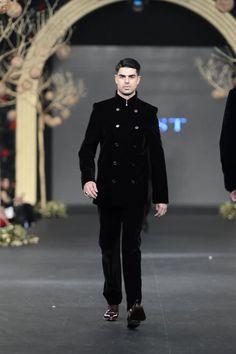 Exist Clothing black dress men Collection