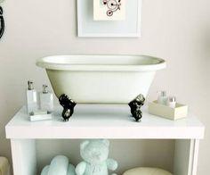 banheirinha para bebê ou pet da Sabbia