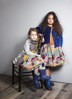 Kico Kids and Anthropologie