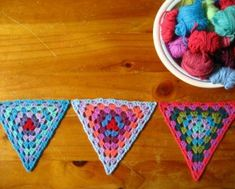 How To Crochet Grann