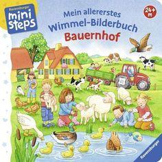 Mein allererstes Wimmel-Bilderbuch: Bauernhof, Buch