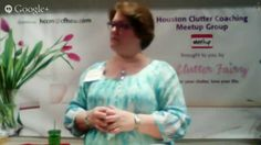 Preparing to Move Out: Decluttering Strategies for Moving...or Staying Put - April 2014 Houston Clutter Coaching Meetup