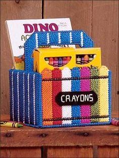 crayonbasket