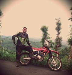 I love dirt bike