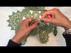Tatting - SCMRs - The Green Doily - YouTube