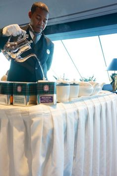 Afternoon Tea, MSC Yacht Club, MSC Divina – First Impressions of the MSC Divina from the USA | Popular Cruising (Image Copyright © Jason Leppert)