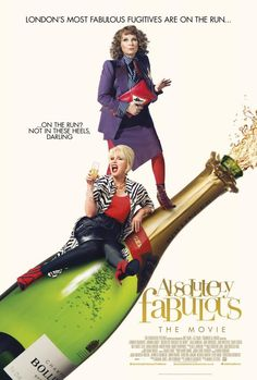 Absolutamente fabulosas (Absolutely Fabulous, the Movie)