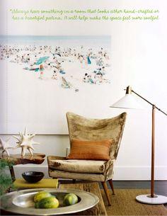 Alkemie: New York City Based Designer Brad Ford's Manhattan Apartment