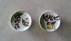 Christmas Ceramic Magnets   #ceramic #magnets #christmas