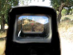 553 Red Green Dot Sight Reflex Holographic Scope Hunting Riflescope Airsoft Gun #553Red http://riflescopescenter.com/category/bsa-riflescope-reviews/