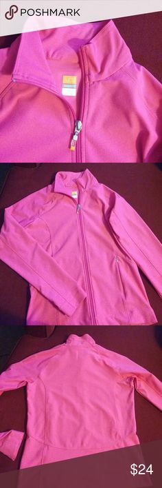 "LUCY SWEATSHIRT HOT PINK Lucy sweatshirt   EXCELLENT CONDITION  Full front zipper SMALL HIDDEN ZIPPERED FRONT POCKETS MEASUREMENTS BUST 18"" Across LENGTH 22.5"" WAIST 33"" Lucy Tops Sweatshirts & Hoodies"