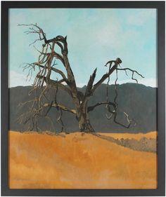 "30870- Gaétan Caron, 2012, Oil on Canvas, 36""x43"" Framed, Price: $1750  #art #landscape #oil"