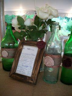 Migonis Home: a vintage wedding