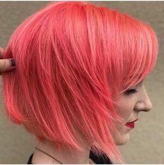 Neon Hair Color, Hair Colors, Pulp Riot Hair Color, Coloured Hair, Wild Hair, Dream Hair, Hair Hacks, Hair Inspiration, Hair Cuts