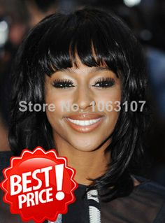 100%human hair none lace wigs14inch $137.00