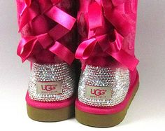 I want these!! <3<3 Love pink && sparkle.