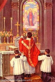 Traditional Catholic Mass
