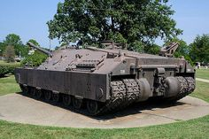 Patton Museum of Armor at Fort Knox - T28 Super Heavy Tank by PGM Photography, via Flickr