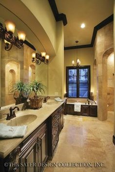 c… The post nice 82 Luxurious Tuscan Bathroom Decor Ideas cooarchitecture.c…… appeared first on Nenin Decor . Tuscan Bathroom Decor, Glass Bathroom Door, Diy Bathroom, Chic Bathrooms, Bathroom Ideas, Tuscan Bedroom, Bathroom Interior, Luxury Bathrooms, Master Bathrooms