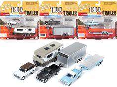 M2 MACHINES 1:64 2018 Auto-Trucks R48 1960 VOLKSWAGEN Double Cab Truck w//Canopy