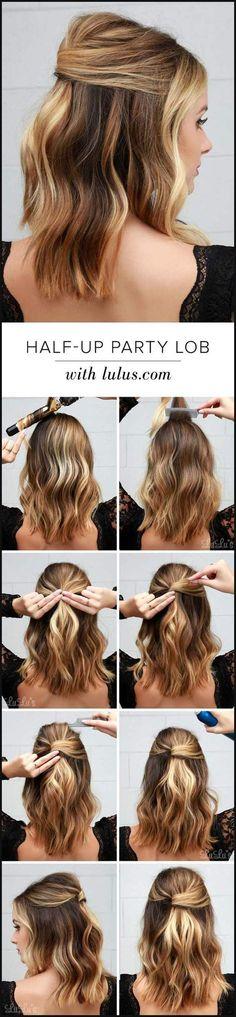 Pin von Christie Patmore auf Hair | Pinterest | Einfache Frisuren