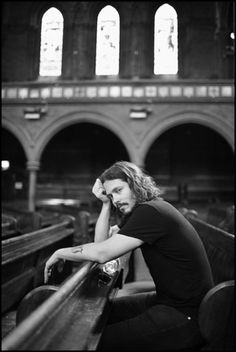 John Paul White - my newest obsession. He's the good look'n half of The Civil Wars and an amazing song writer. Wow. Prepare to be amazed.