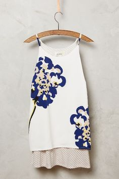 Layered Swing Tank - anthropologie.com #anthrofave
