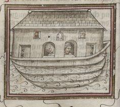 Vincent de Beauvais, Miroir Historial [Speculum historiale], vol. 1, 2, 4, traduction en français par Jean de Vignay. Miroir historial, vol.... 1396
