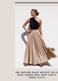 14ef3baa0d Country Road Spring 2011 Beige Maxi Skirts