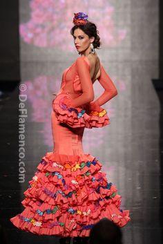 Fotografías Moda Flamenca - Simof 2014 - Rosa Rojo 'Sueños de Luz' Simof 2014 - Foto 07